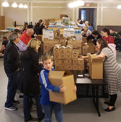 Red Door Food Pantry - Episcopal Church of the Ascension
