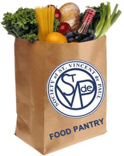 All Saints Catholic Community St. Vincent de Paul Society