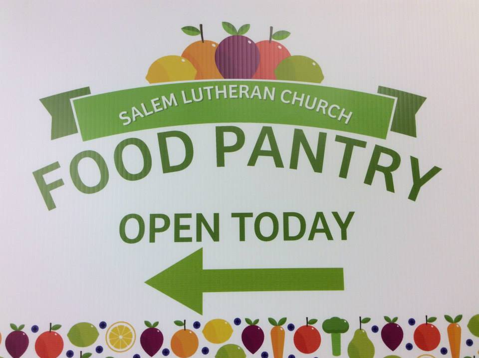 Salem Lutheran Church Food Pantry