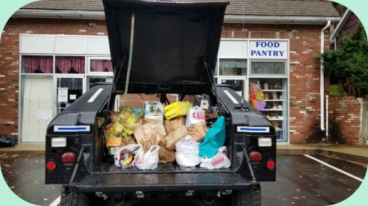 Barnstead Thrift Shop and Food Pantry