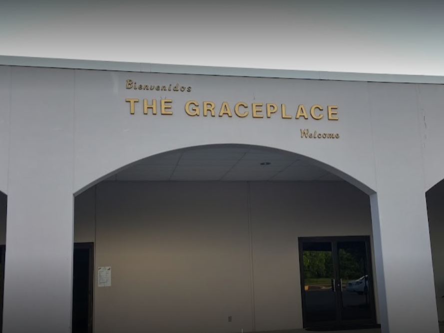 Grace Place Church Food Pantry