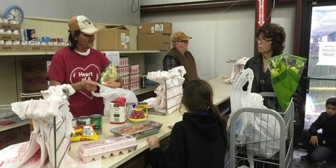 Share Center Food Pantry