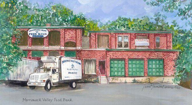 Merrimack Valley Food Bank Inc