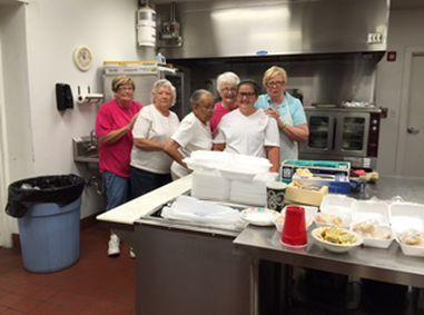 White Sulphur Springs Community Food Pantry