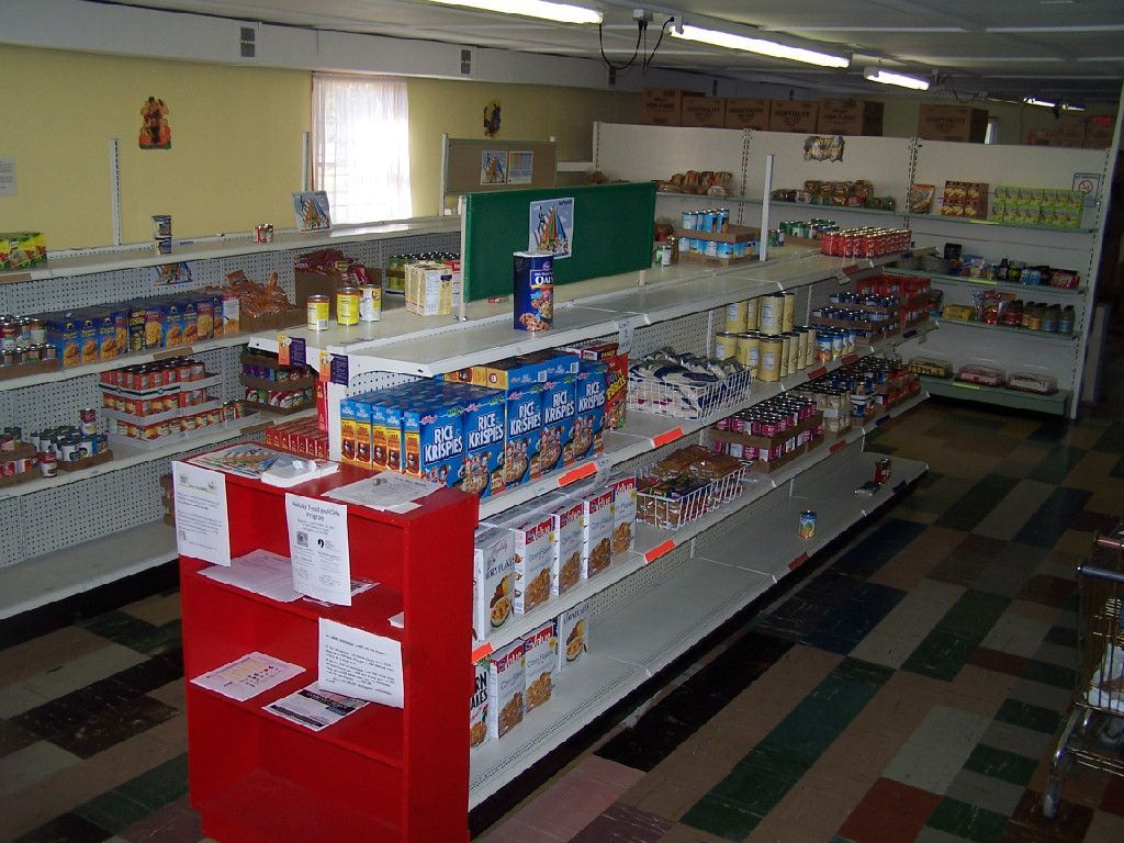 Oxford Community Choice Pantry