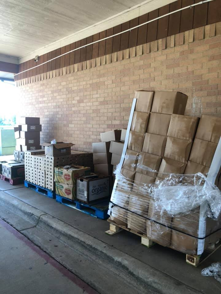 Fort Worth First Seventh Day Adventist Church - Food Pantry