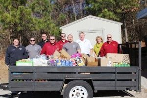 Fuquay Varina Emergency Food Pantry