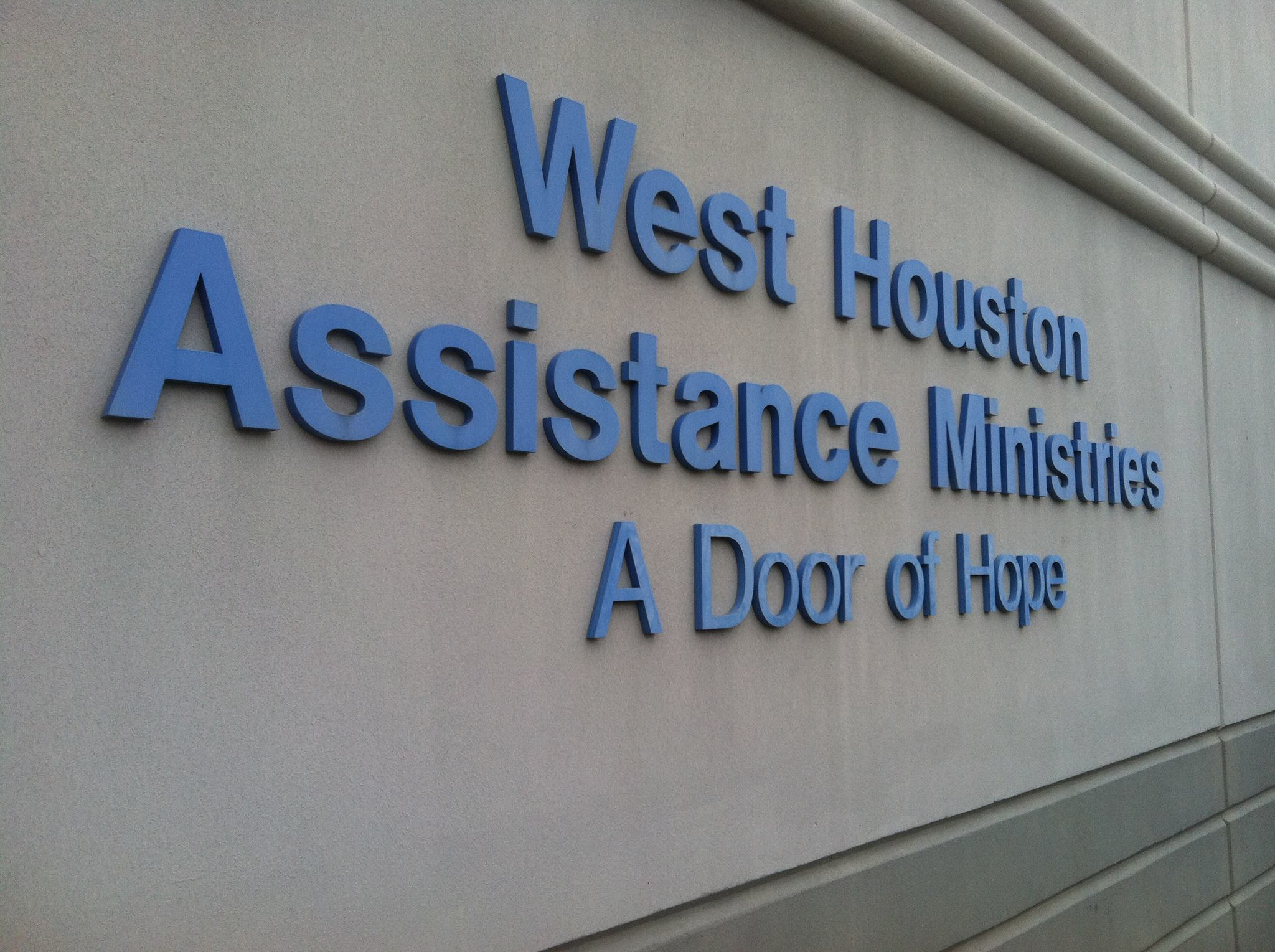 West Houston Assistance Ministries Food Pantry