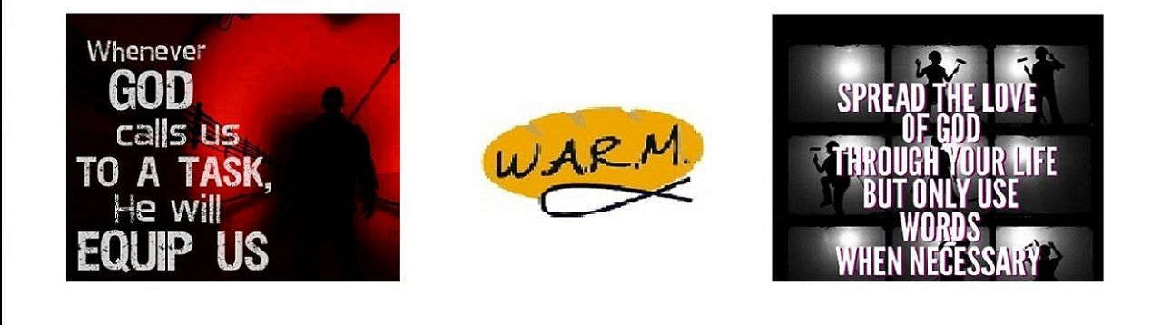 WARM - Wise Area Relief Mission