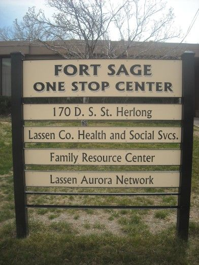 Fort Sage Family Resource Center