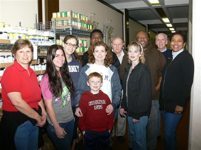 Catholic Central Food Pantry