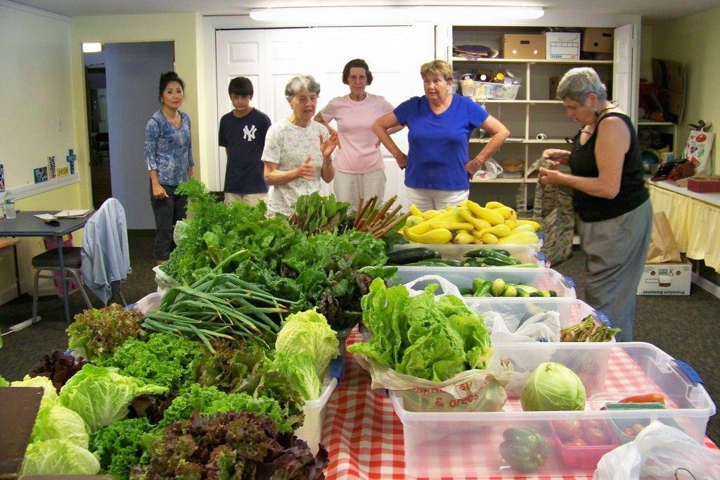 Judy's Food Pantry at Cape Elizabeth United Methodist Church