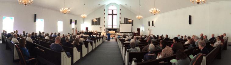 Vincentown United Methodist Church Food Pantry