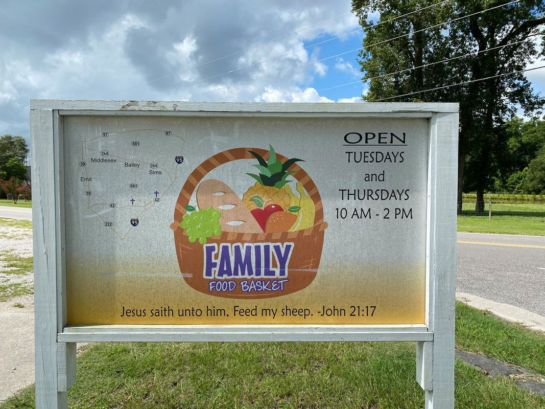 The Family Food Basket Ministry