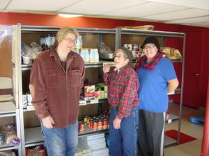 Grace Episcopal Church Pantry