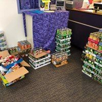 The Oaks Community Church Food Pantry