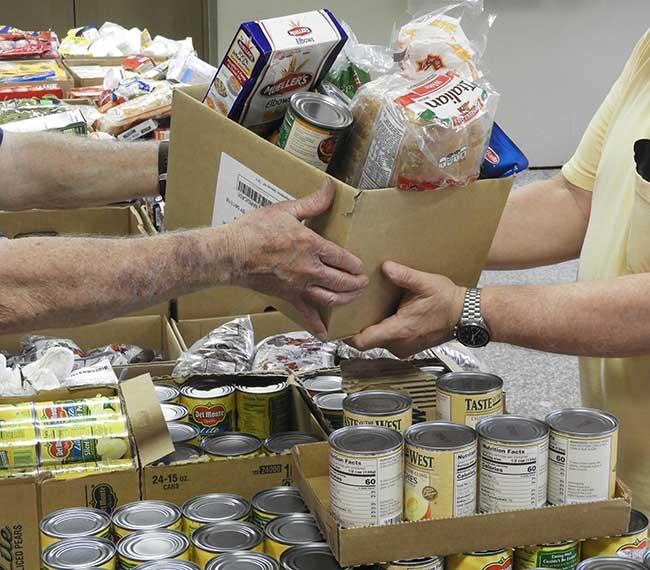 Trinity Community Food Bank
