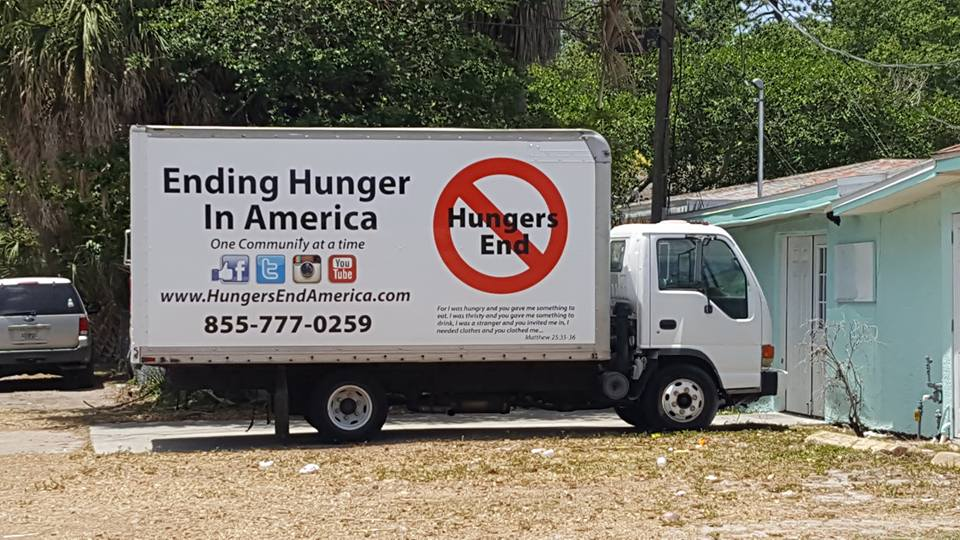 Hungers End Inc.