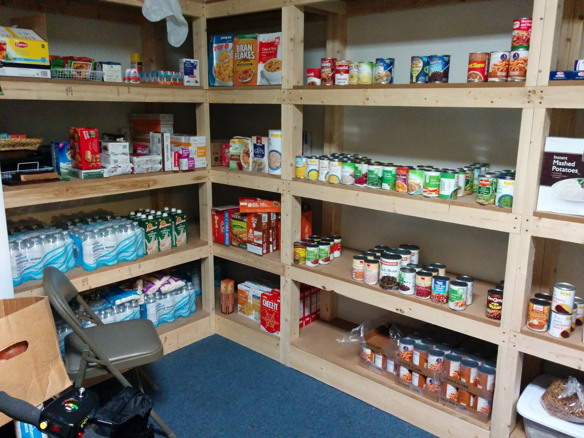 Clinton County 24 Hour Food Pantry