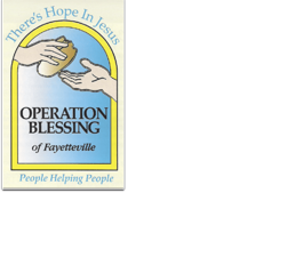 Operation Blessing Fayetteville