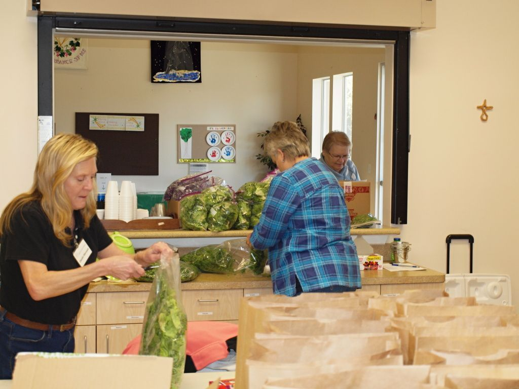 Spirit of Life Lutheran Church Emergency Food Pantry