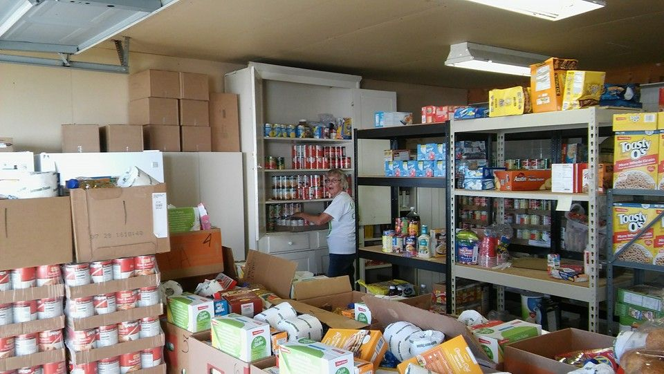 Limestone Valley Food Pantry