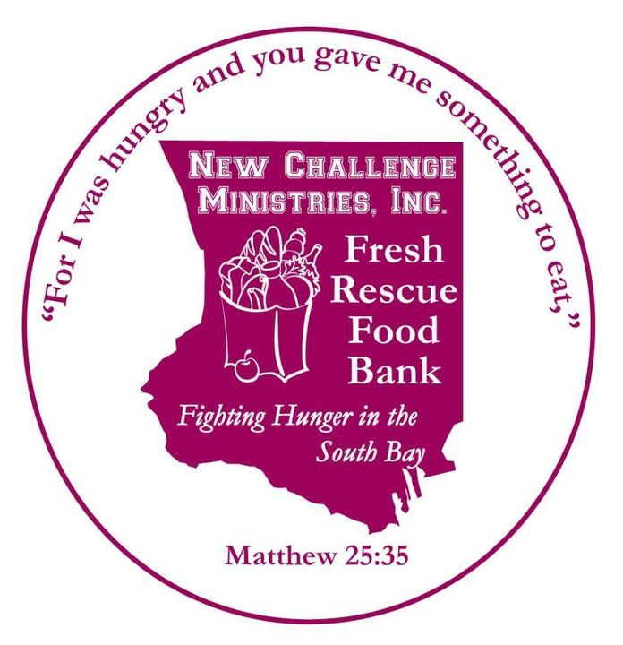 New Challenge Ministries Torrance - Fresh Rescue Food Bank