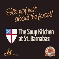 Soup Kitchen at St. Barnabas