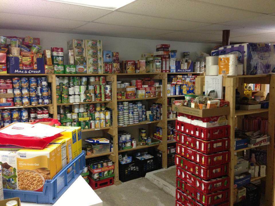 Hampden Neighborhood Food Cupboard