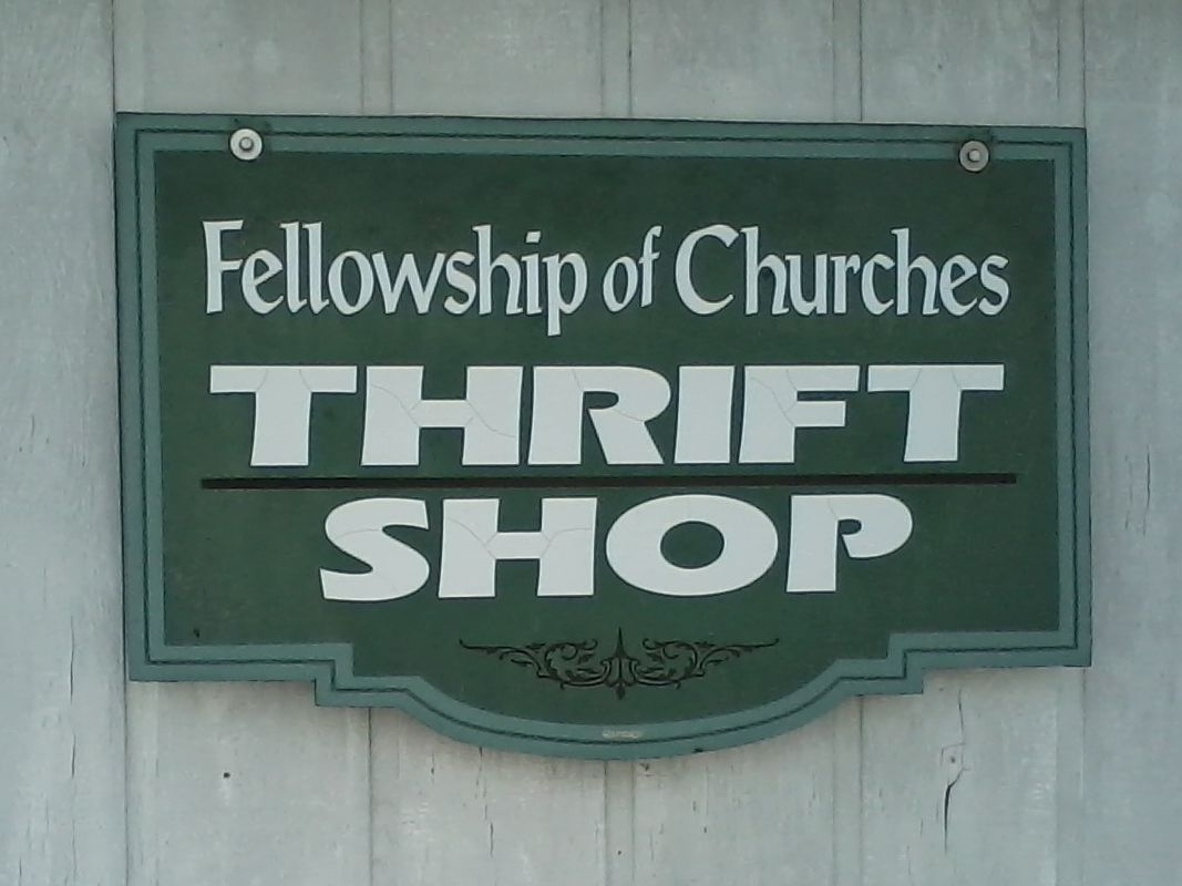 Fellowship Food Pantry