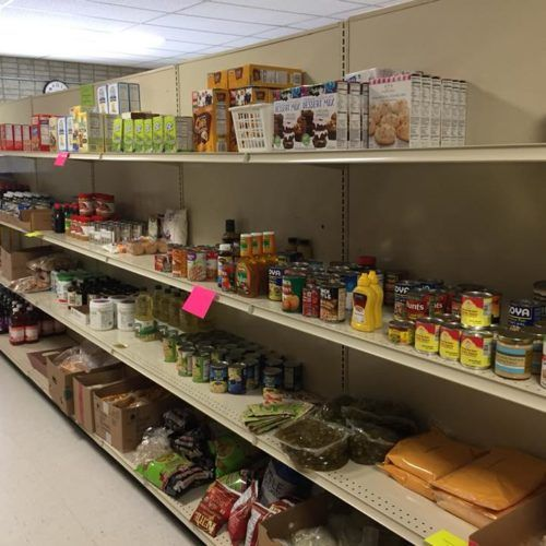 Durand Area Food Pantry