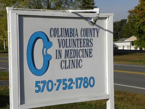 Columbia County Volunteers in Medicine Clinic