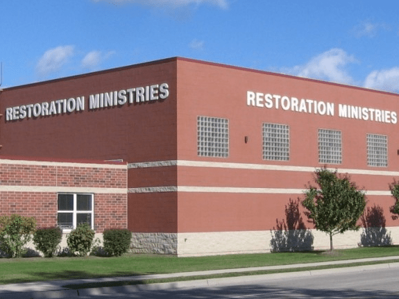 Restoration Ministries Food Pantry
