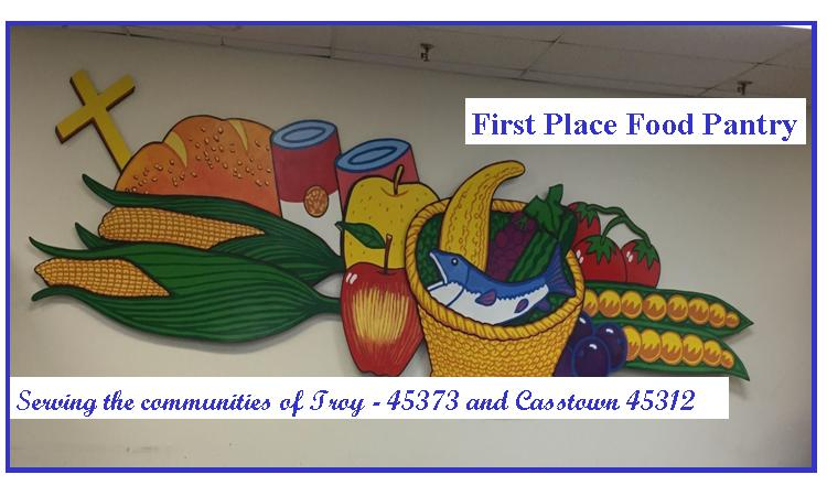 Troy Food Pantry
