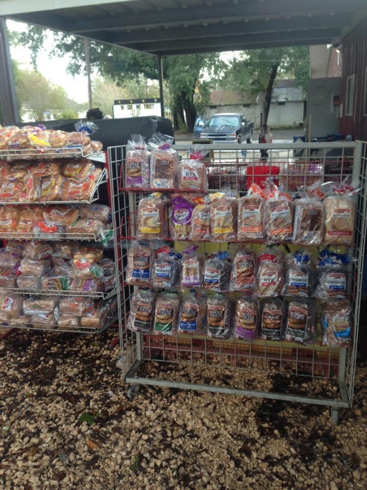 Open Door Biker Church Food Pantry