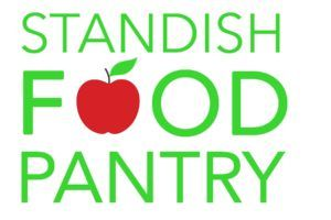 Standish FOOD Pantry - Inside StandishTown Hall