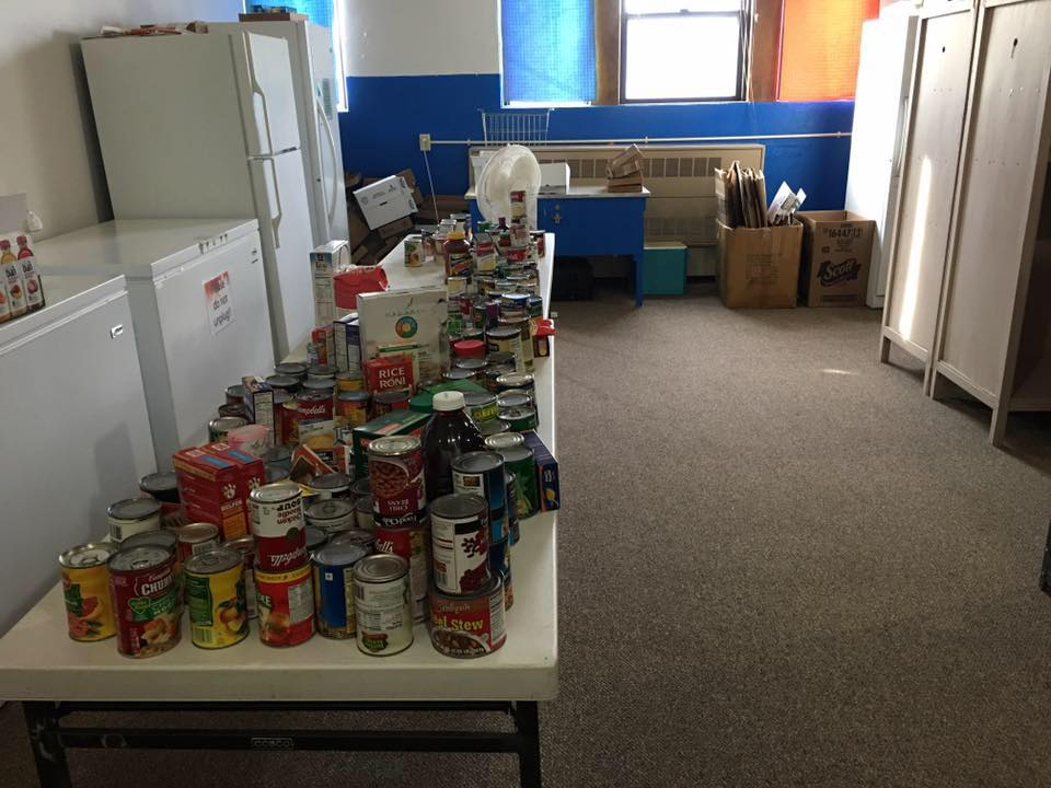 Mountrail Community Food Pantry