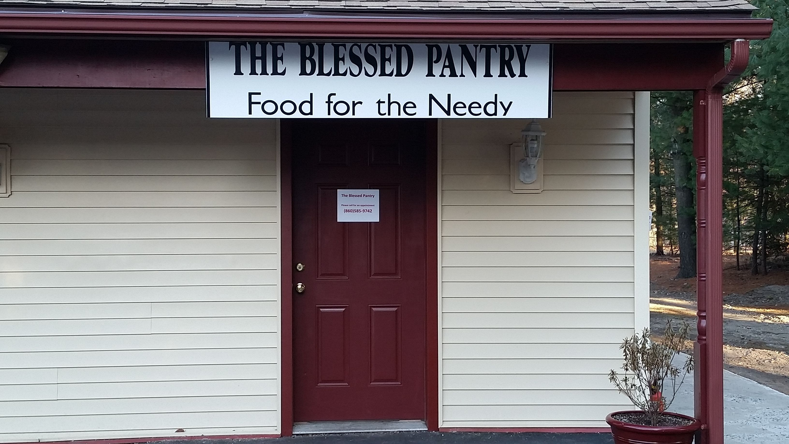 The Blessed Pantry
