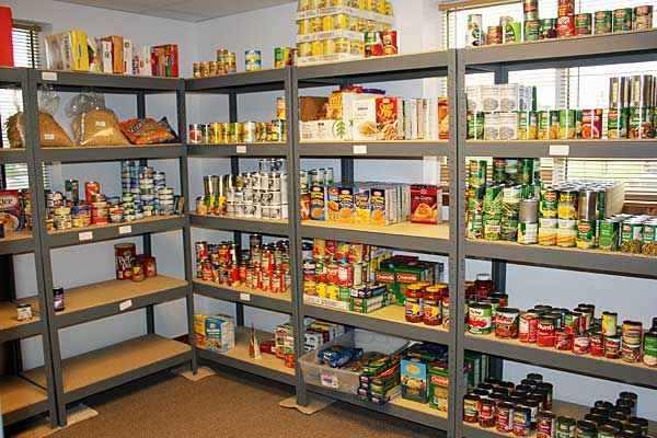 Blessed Sacrament Church -  Food Pantry