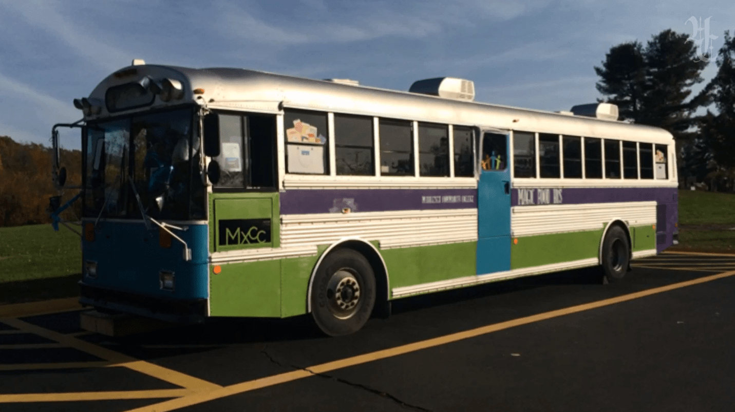 Magic Food Bus Food Pantry