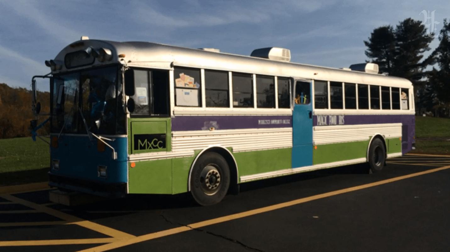 Magic Food Bus Food Pantry