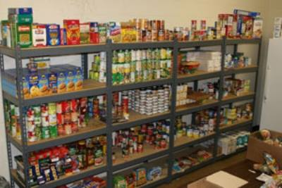 Rosalia & Thornton WA Food Pantry - Community Baptist Church