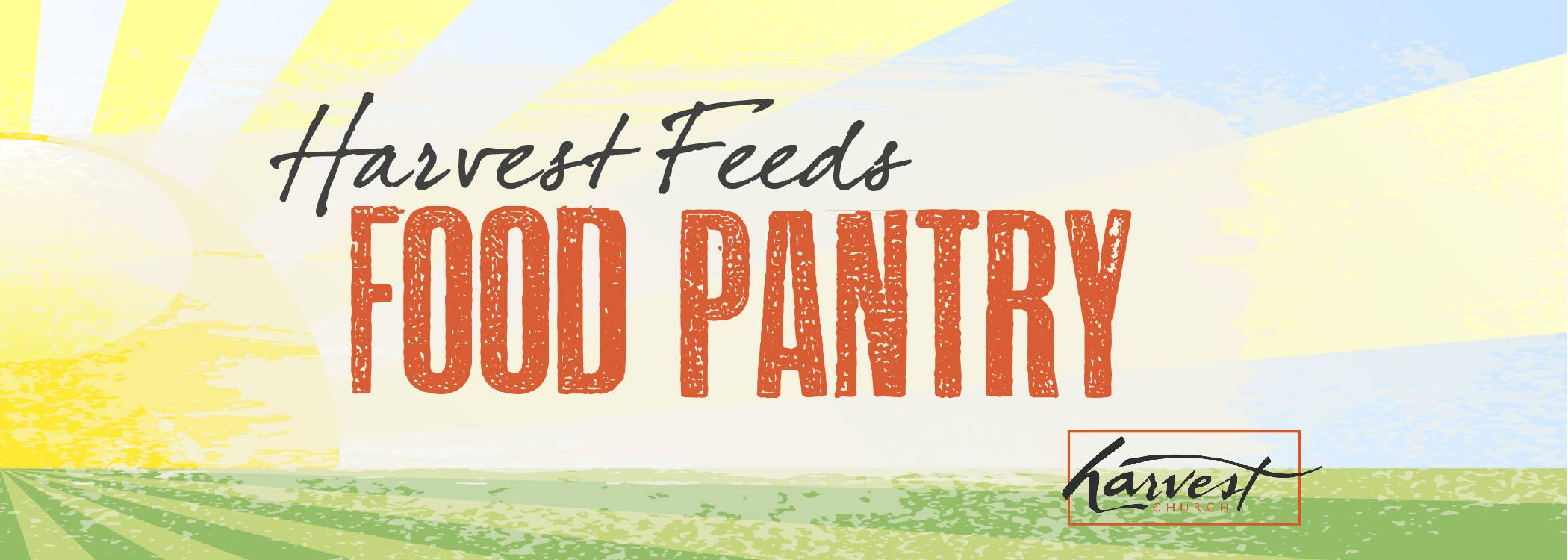 Harvest Feeds Food Pantry