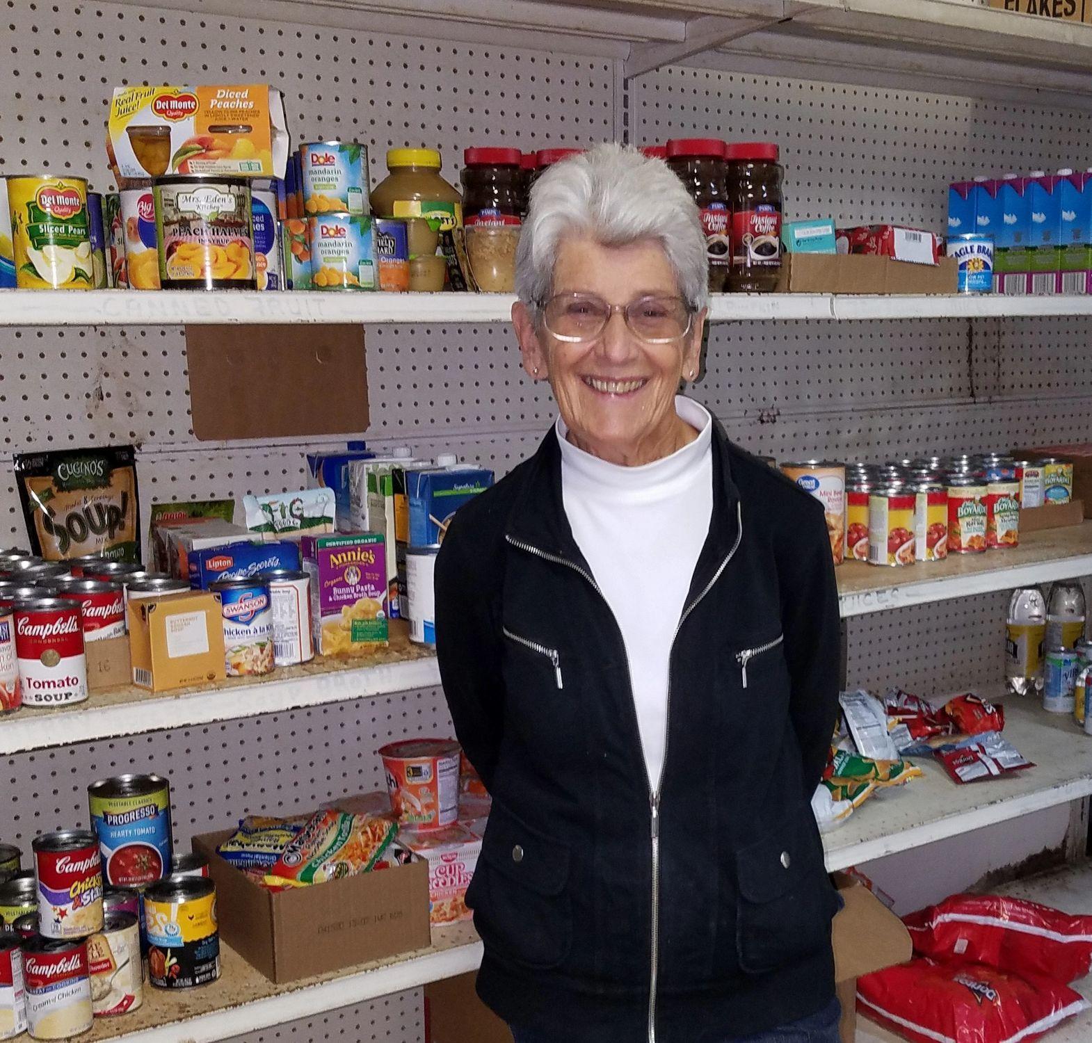 Rockland Emergency Food Pantry