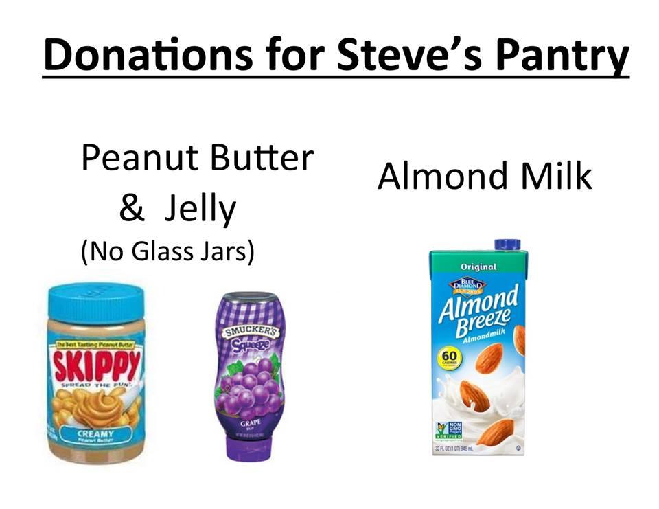 Steve's Pantry