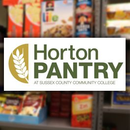 The SCCC Horton Food Pantry