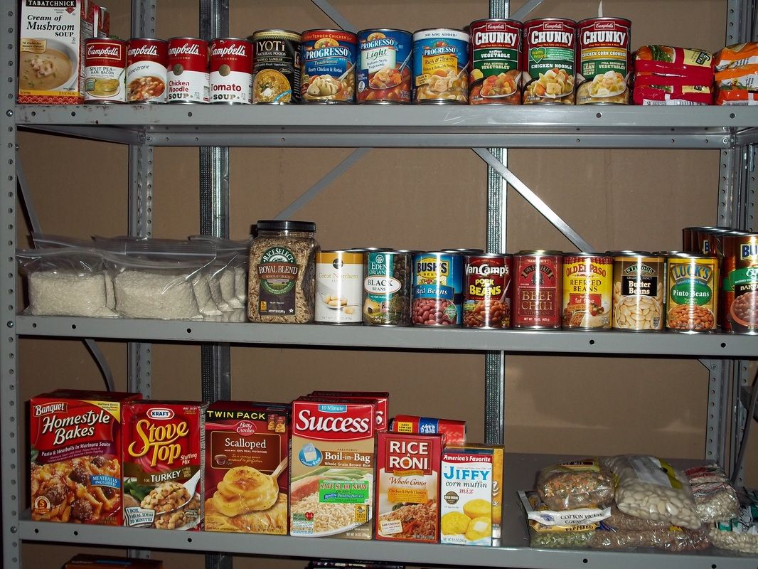 Ground Zero Food Pantry - Highest Praise Church of God