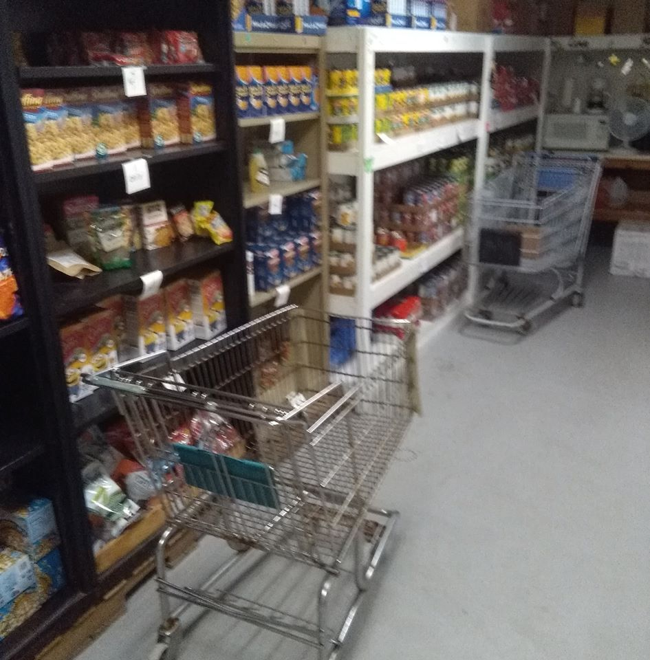 Cunot Food Pantry