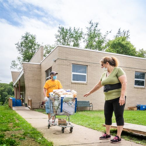 Families Matter Food Pantry