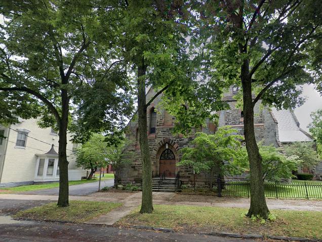 Wednesday Lunch at First Reformed Church Schenectady
